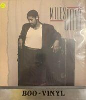 MILES JAYE ~ Miles ~ Vinyl LP USA PRESS Island Records Ex+ Con