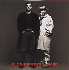 Pet Shop Boys So hard (1990) [Maxi-CD]