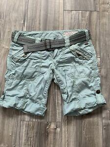 edc by esprit/Play turn up/Shorts/Bermuda/Gr.32/ Gr.S/ w.Neu