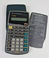 Vintage 1997 Texas Instruments TI-30Xa Scientific Calculator For Parts or Repair
