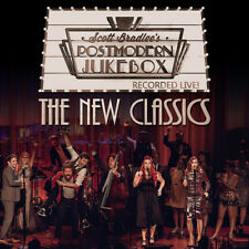 Scott Bradlee & Postmodern Jukebox : The New Classics Cd Album with Dvd 2 discs