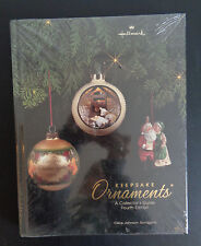 Hallmark Keepsake Ornaments : A Collector's Guide Fourth Edition Book New Sealed