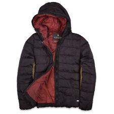 Maison Scotch Damen Jacke Jacket Winterjacke Gr.2 (38) Daunenjacke Schwarz 89923
