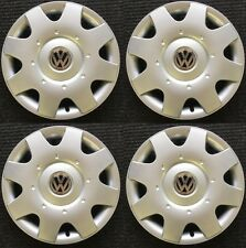 "New VW 16"" Volkswagen Hubcap Wheel Cover SET AM"