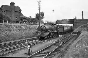9x6cm Railway Negative 4045 Prince John nr Shrewsbury