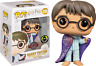 Harry Potter with Invisibility Cloak Funko Pop Vinyl New in Box
