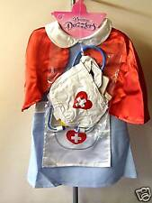 CUTE - COMPLETE NURSE`S FANCY DRESS - AGD 3+ - BNIP