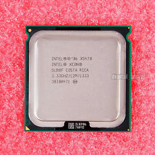 Intel Xeon X5470 3.33 GHz Quad-Core CPU Processor SLBBF LGA 771