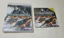 Ace Combat: Assault Horizon (Sony PlayStation 3, 2011) Brand New with Soundtrack