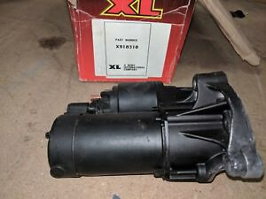 XL REMY STARTER MOTOR X918310 FITS CITROEN BERLINGO PEUGEOT 205 FIAT DUCATO