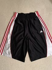 Adidas Shiny Dazzle Basketball Shorts Medium Black