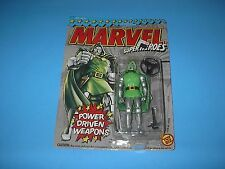 MARVEL-HEROES TOYBIZ DR DOOM W/POWER DRIVEN WEAPONS ACTION 1993