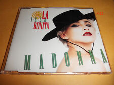 MADONNA german SINGLE cd LA ISLA BONITA extended REMIX + Instrumental
