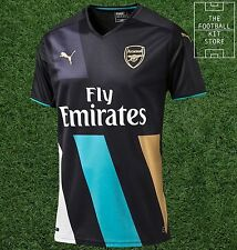 Arsenal Third Shirt - Official Puma Arsenal Football Shirt - Boys - Flash Sale