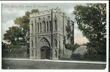 The Abbey Gate, Bury St Edmund PPC, Unposted,