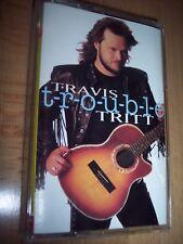 Travis Tritt T-R-O-U-B-L-E Cassette