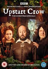 Upstart Crow: The Christmas Specials [DVD]