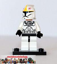 LEGO ® STAR WARS MINI PERSONAGGIO FIGURE, sw191, Clone Trooper pilota, 7674, 8019, 10195
