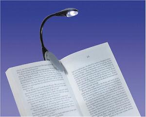 LED Clip on flexible Reading light, Kindle, Book, Laptop, IPAD