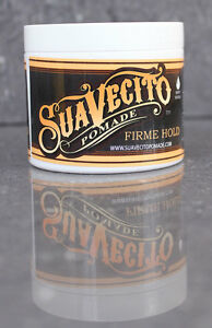 Suavecito Firme Pomade Gentlemen Hair Styling haircare Product 4 oz Firm Gel