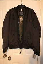 G Star Raw Submarine Bomber Jacket NWT Size XL.