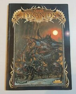 Warhammer 40k Tyranids Codex, 2001