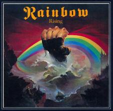 Rainbow Rising CD Remastered New Blackmore Dio Powell Carey Bain