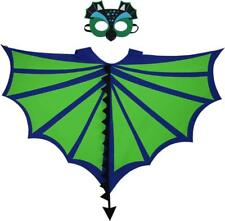 Dragon Wings Cape & Mask, Summer Fun, Dress Up, Role Play.