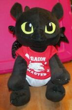 BUILD A BEAR BABW How To Train our Dragon TOOTHLESS with Wings & Shirt ~ 2014