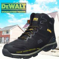 DeWALT Crossfire Safety Boots Alloy Safety Toecap Construction Waterproof Work