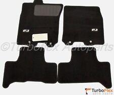 Toyota FJ Cruiser 2007-2010 Charcoal Carpet Floor Mat Set Genuine PT206-35090-11