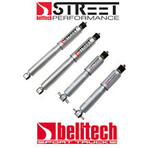 97-03 Ford F150 Street Performance Front/Rear Shocks for 4/6 Drop