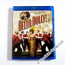 Hello, Dolly! Blu ray New Barbra Streisand, Walter Matthau, Michael Crawford