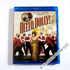 Hello, Dolly! Blu ray New Barbra Streisand, Walter Matthau, Michael Crawford