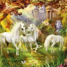 2000 Pieces Mini Jigsaw Puzzle - Magical Unicorn Forest by Jan Patrik Krasny