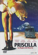 Dvd **PRISCILLA ♥ LA REGINA DEL DESERTO** nuovo sigillato 1994