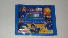 Azzurro mondiale Lotto 40 Bustine figurine Panini