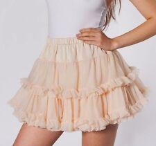 American Apparel Ballet Pink Pastel Skirt Petticoat Tutu Dance Cosplay Festival