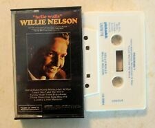 Cassette: Willie Nelson: Hello Walls: Pickwick Records