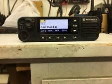 MOTOROLA MOTOTRBO XPR5550 403-470 MHz UHF Color, GPS, Ham 70cm DMR MotoTrbo