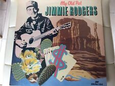 JIMMIE RODGERS  My Old Pal   on vinyl