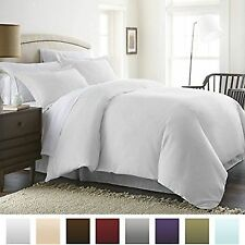 3fb7a9b810 Beckham Hotel Collection Luxury Soft Brushed 2300 Series Microfiber Duvet  Cover