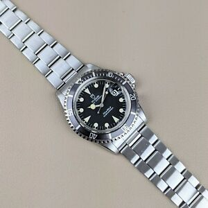 Tudor Prince Oysterdate Submariner 76100 1984 - Great Condition - Fully Serviced