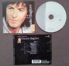 CD CLAUDIO BAGLIONI Infinite Tenerezze 74321635512 pop no lp mc vhs dvd(IT1)