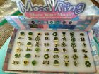Wholesale Lot of 48pc Fashion Change Color/Glow in th Dark Adjustable Mood Rings