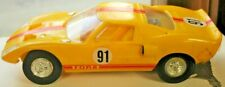 COX FORD GT RACE CAR GAS POWER TETHER CAR WITH BOX & literature.