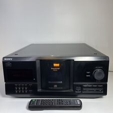 Sony Compact Disc Player CDP-CX235 Mega Storage 200 CD Jukebox Changer w/ Remote