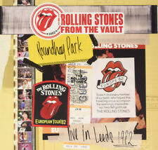 The Rolling Stones Live In Leeds 1982 3 Vinili Lp 180 Grammi + DVD Nuovo !!