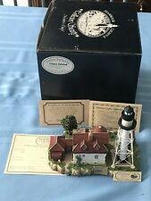 """Harbour Lights,Retired,#534"""" Coney Island,Ny""""Timed Edition,Nib"""