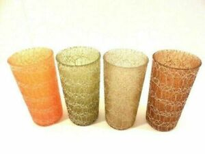 Spaghetti String Glasses from the 1950's - Neat! - SALE!